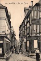 4081. CPA 14 LISIEUX. RUE AUX FEVRES - Lisieux