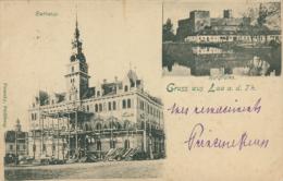 AT LAA / Rathaus / - Laa An Der Thaya
