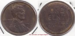 U.S.A. 1 Cent 1920 Lincoln Wheat Bronze Km#132 - Used - Emissioni Federali