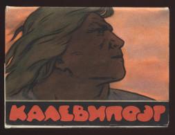 6506  Set Of Postcards Illustration Epics Of The North  Kalevala - Géorgie