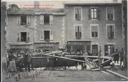 CPA Carte Ancienne 9X14 Grèves De Limoges Porcelaine Circulé En 1905 - Evènements