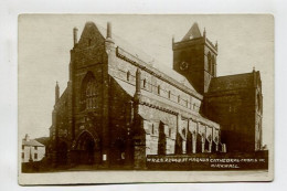 ST. MAGNUS CATHEDRAL FROM S.W. KIRKWALL - Orkney