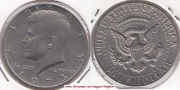 U.S.A. 50 Cents  Half Dollar 1973 D  Kennedy Km#202b - Used - Federal Issues