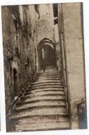 """SISTERON---La Longue Andronne (animée) , N° 46  éd Clergue --Série """"Alpes De France""""  Carte Glacée......à Saisir - Sisteron"""