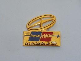 Pin's FRANCE AIR, LES ARCHITECTES DE L AIR - Other