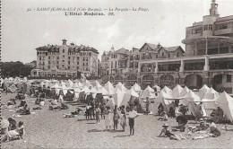 SAINT JEAN DE LUZ - 64 -  La Pergola - La Plage - L'Hotel Moderne - ENCH0616 - - Saint Jean De Luz