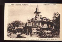 B1718 HONFLEUR - HOTEL RESTAURANT CHATEAU LA ROCHE VASOUY - Honfleur