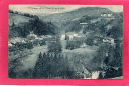 38 ISERE URIAGE-LES-BAINS, Vue Générale, 1925, (Bourcier, Grenoble) - Uriage