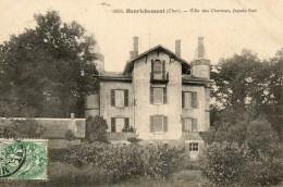 HENRICHEMONT - 18 - Villa Des Charmes Façade Sud - 78376 - Henrichemont