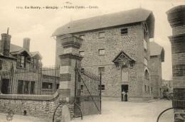 GRACAY - 18 - Moulin Cantin - Entrée - 78383 - Graçay