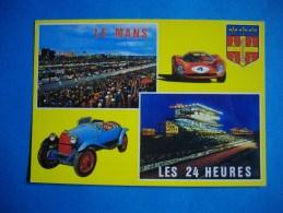 LE MANS  -  72  -  Les 24 Heures  -  Multivues - Le Mans