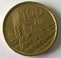 Espagne - 100 Pesetas 1995 - - [ 5] 1949-… : Kingdom