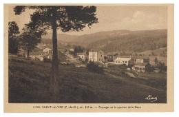 D63 - SAINT ALYRE - PAYSAGE SUR LE QUARTIER DE LA GARE - France