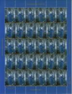 "Greenland 1997 Sheet For Christmas  Full Sheet   ""Merry Christmas"" MNH(**) - Natale"