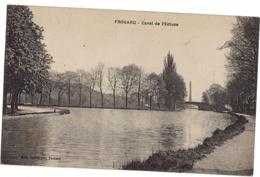 FROUARD / CANAL DE L'ECLUSE - Frouard