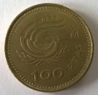 Espagne - 100 Pesetas 1999 - - [ 5] 1949-… : Kingdom