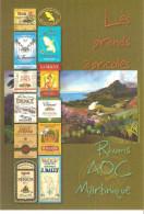 CPM MARTINIQUE RHUMS AOC LES GRANDS AGRICOLES - Martinique