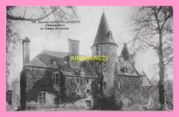 CPA PLESTIN LES GREVES Chateau De Lesmaes - Plestin-les-Greves