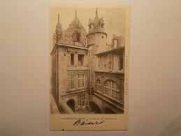 Carte Postale - CLERMONT FERRAND (63) - La Maison Des Architectes (112A) - Clermont Ferrand
