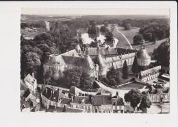 89 Saint Fargeau Le Chateau Vue Sur La Pièce D' Eau En Avion Au Dessus De ... - Saint Fargeau