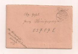 Feldpostbrief Mit Inhalt 1.11.1943 Von Ostmark Nach FP-Nr. 03707 E - Covers & Documents