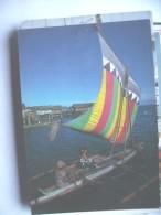 Filippijnen Philippines The Vinta Muslim Sailing Boat - Filippijnen