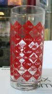 AC - COLA COLA  - RARE GLASS - Botellas
