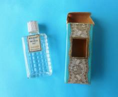LESOURD Parfums Precieux ( Paris - France ) 85° Vintage Perfume Empty Bottle + Original Box * Parfum Profumo - Bottles (empty)