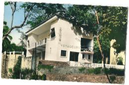 CPSM TOGO ATAKPAME HOTEL DE VOYAGEURS - Togo