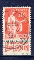 #(81). France. Advertising. BENJAMIN. Yvert 283. Type I. Braun 713,5. Used. - Advertising