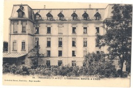 MONTLHERY Institution RESVE Et CROS  Neuve Excellent état - Montlhery