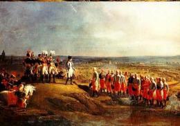 Histoire   H14         Ch Thévenin. Napoléon à La Réddition D'Ulm - History