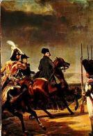 Histoire   H16       H Vernet. Napoléon à Iéna - History