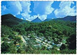 RB 1105 - Australia Postcard - Wollumbin Wildlife Refuge & Caravan Park Murwillumbah NSW New South Wales - Australie
