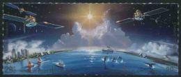 1992 Nazioni Unite New York, Anno Dello Spazio, Serie Completa Nuova (**) - Nuovi