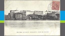ILE SAINTE MARGUERITE (06) 1906 LA PRISON DU MARECHAL BAZAINE -  Bon état - Gevangenis