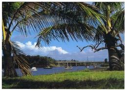RB 1105 - Australia Postcard - Boyne Boat Harbour - Queensland - Australie