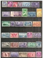 Stati Uniti/États-Unis/United States: Lotto Di 31 Pezzi, Lot Of 31 Pieces, Lot De 31 Pièces - United States