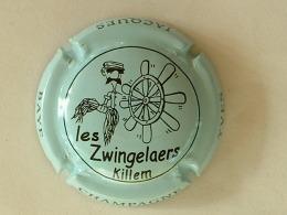 CAPSULE DE CHAMPAGNE  - JACQUES YVES - CUVEE LES ZWINGELAERS - Champagne