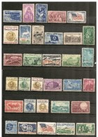Stati Uniti/États-Unis/United States: Lotto Di 32 Pezzi, Lot Of 32 Pieces, Lot De 32 Pièces - Collezioni & Lotti
