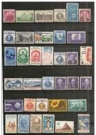 Stati Uniti/États-Unis/United States: Lotto Di 35 Pezzi, Lot Of 35 Pieces, Lot De 35 Pièces - Collezioni & Lotti