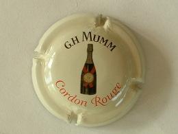 CAPSULE DE CHAMPAGNE  - G.H MUMM CORDON ROUGE - Champagne