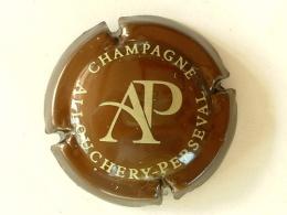 CAPSULE DE CHAMPAGNE  - ALLOUCHERY PERSEVAL - Champagne