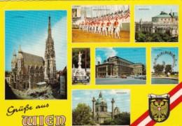 AUstria Gruss Aus Wien Multi View 1978