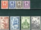 N ° 868-875 XX 1951 - Belgium
