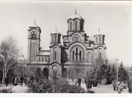 Belgrado Belgrade Eglise Orthodoxe Serbe St Marc Serbia Servie - Yougoslavie