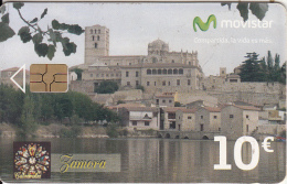 SPAIN - Movistar Telecard 10 Euro, 05/11, Used - Spain