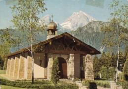 Germany Berchtesgaden Amerikanische Kapelle 1958 - Berchtesgaden