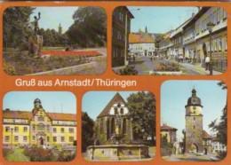 Germany Gruss Aus Arnstadt Multi View