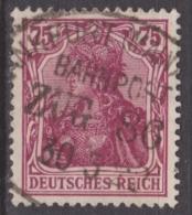 1920: Deutsches Reich Mi.Nr. 148 Gest. (d202) / Allemagne Empire Mi.No. 148 Obl. - Used Stamps